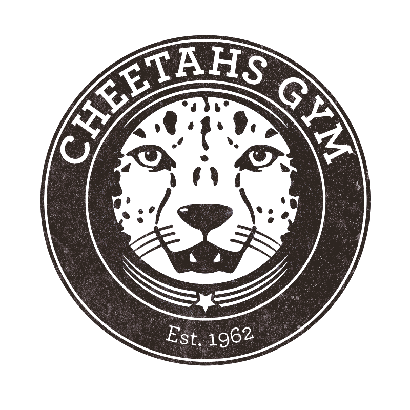 Cheetah's Gym logo